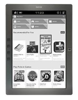 ספר אלקטרוני  ONYX BOOX M96 HD