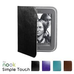 נרתיק משובח יחודי עבור NOOK Simple Touch