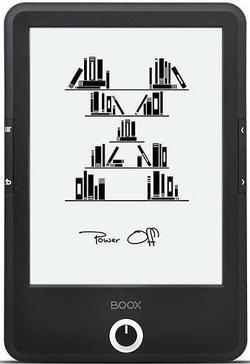 קורא ספרים אלקטרוני   ONYX BOOX T76 CARTA PLUS