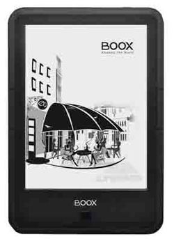 קורא ספרים אלקטרוני בעברית Onyx C65HD