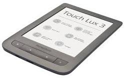 ספר אלקטרוני Pocketbook touch lux 3