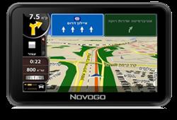 מערכת ניווט Novogo I800 iGO MORE GPS
