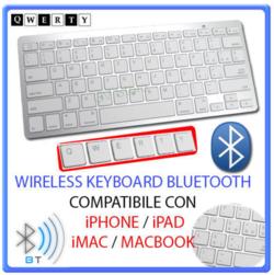 מקלדת אלחוטית Bluetooth