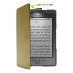 נרתיק עור ל Kindle TOUCH עם תאורה