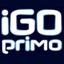 תוכנת ניווט IGO PRIMO  מפות ישראל