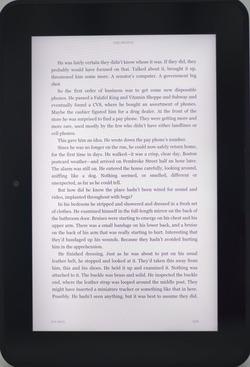 Amazon Kindle Paperwhite 2GB, Wi-Fi