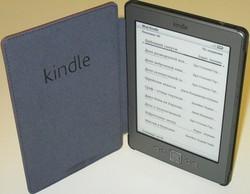 נרתיק לספר אלקטרוני  Amazon Kindle 4