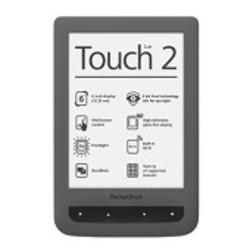 קורא ספרים אלקטרוני בעברית PocketBook 626 Touch Lux 2 Black