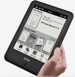 ספר אלקטרוני  ONYX BOOX C67 HD CARTA