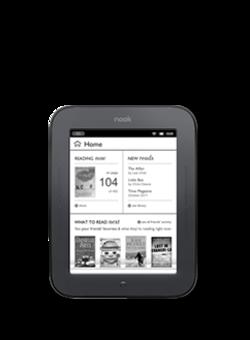 ספר אלקטרוני  NOOK Simple Touch